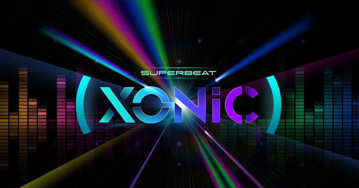 Resultado de imagem para Superbeat: Xonic